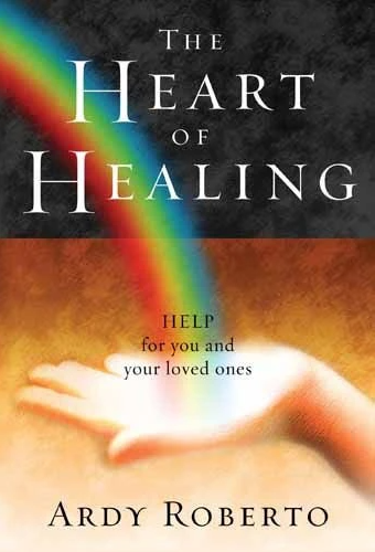 Heart of healing book cover